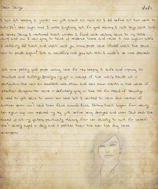 dear diary1115